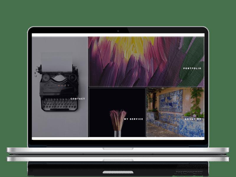 Home Industry Website Design