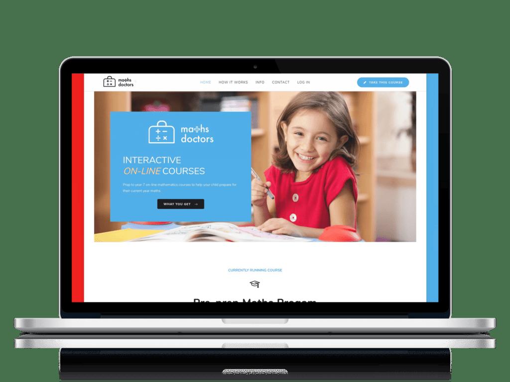 website portfolio australia courses best